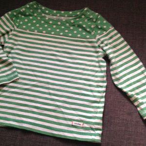 Baby Gap long sleeve blouse